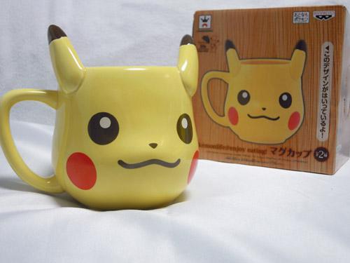 ピカチュウ マグカップ Pokémonlife@enjoy eating!