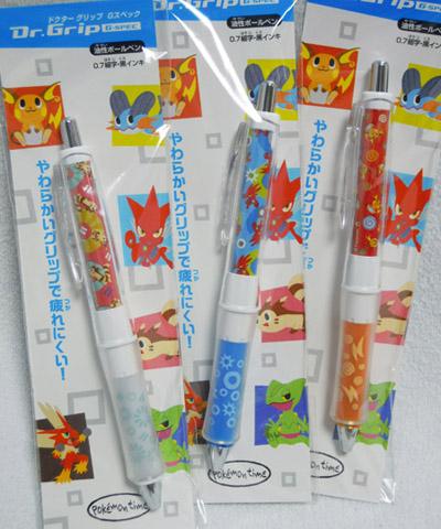 pokemon time 第7弾 ボールペン