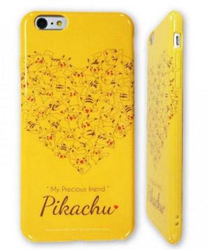 iPhone 6 Plus お休み中 ピカチュウ