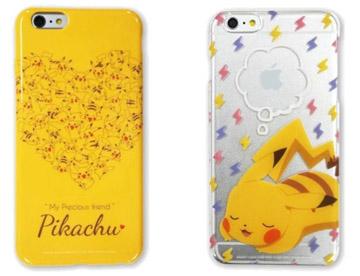 iPhone 6 Plus ピカチュウ