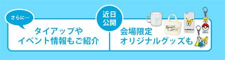 ポケモン研究所 会場限定オリジナルグッズ