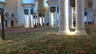 アブダビ シェイク・ザイード・モスク
