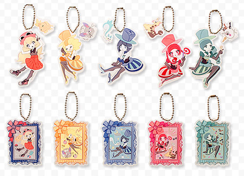Trainers Collection ~XY Heroine~