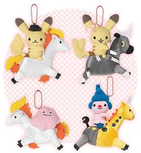 Pokémon little tales マスコット