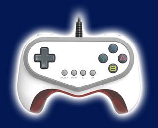 『ポッ拳』専用コントローラー for Wii U