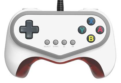 WiiU版「ポッ拳」専用コントローラ