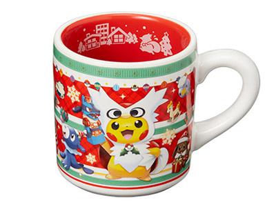 マグカップ クリスマス2016