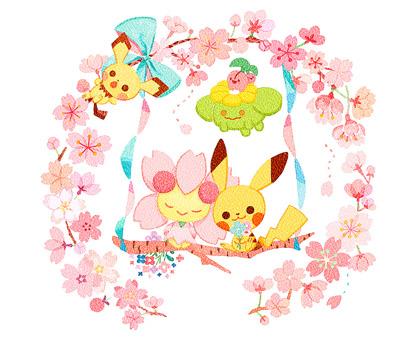 春色 ポケモングッズ