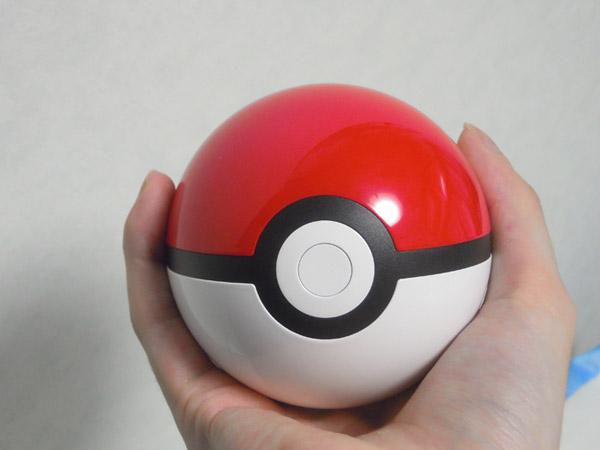 モンスターボール型 モバイルバッテリー