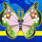 GTSで交換されたポケモンの数が1億匹を突破!記念として「ファンシー模様のビビヨン」プレゼントされます☆
