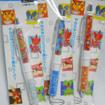 pokémon timeシリーズ第7弾のボールペンが可愛い