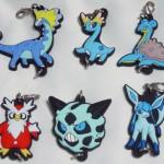 「つなコレラバーズ~Pokémon Type! こおり~」全6種入手。やっぱグレイシア可愛いよね><