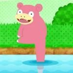 8月10日はヤドンの日。ヤドンパラダイスで釣りゲーム公開中!