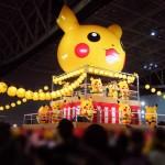 「ピカチュウまつりだ!せいや!せいや! in パシフィコ横浜」の様子を見に行ってきました
