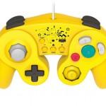 WiiUで使えるピカチュウカラーのクラッシックコントローラが発売!