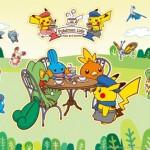 1月9日より渋谷パルコにポケモンカフェ「Pokémon Cafe ΩRuby&αSapphire」が期間限定オープン!!