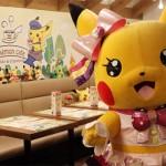 ポケモンカフェに現れるアイドルピカチュウが超絶可愛いと話題に