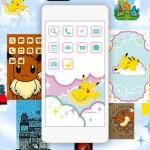 スマホをポケモンデザインできせかえできるアプリ「ポケモンスタイル」がリリース!