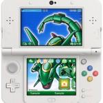 3DSのきせかえテーマにポケモンのデザイン3種(メガレックウザ・ポケモン花札・ポケモンメイト)が新規追加!