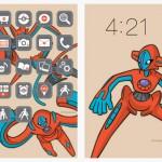 ポケモンスタイルの新デザイン「こんにちはデオキシス!」「こんにちわチルタリス!」「ポケモン水墨画」配信開始!期間限定でデデンネのテーマが半額!