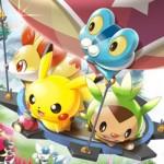 「みんなのポケモンスクランブル」が4月8日より無料ダウンロード開始!PV映像も公開中!
