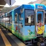 南リアス線全線再開1周年記念として、岩手県の三陸鉄道で「POKÉMON with YOUトレイン」が運行!