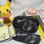 「パティシエ姿」のピカチュウ、「Pokémon Sketch」シリーズなどなど買ってきました。