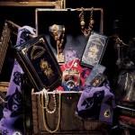 あく・ゴーストタイプのポケモン達のモノクロームでシックなグッズシリーズ「mystery mansion」が発売決定!