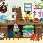ピカチュウ達が秋色におめかしした暖かそうなグッズ「pokémon chiku-chiku sewing」シリーズが11月に発売!