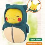 一番くじ「ピカチュウねぶくろコレクションNukuNuku Style」が1月に発売!