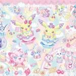 イラストレーター絵子猫とポケモンのコラボグッズ「PokéNeco DOLCE」が4月に発売!