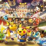 夏祭りをイメージしたポケモングッズ「みんな集まれ!ピカまつり」が7月に発売!!