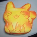 「Pikachu Gummi Candy」シリーズの「もちもちクッション」買っちゃいました!