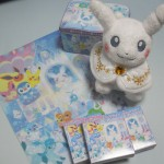「アローラロコンぬいぐるみ」と「Snowseason」シリーズのグッズ買ってきた!!!